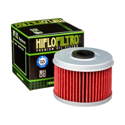 HF103 Alyvos filtras