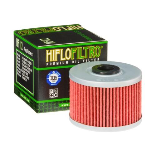HF112 alyvos filtras