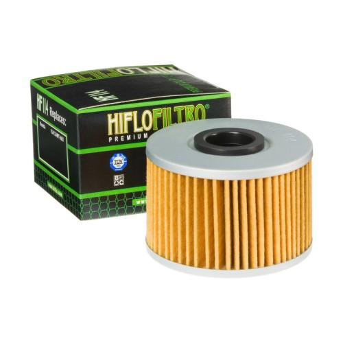 HF114 alyvos filtras