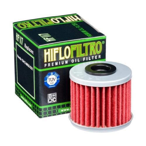 HF117 alyvos filtras