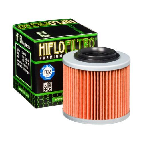 HF151 alyvos filtras