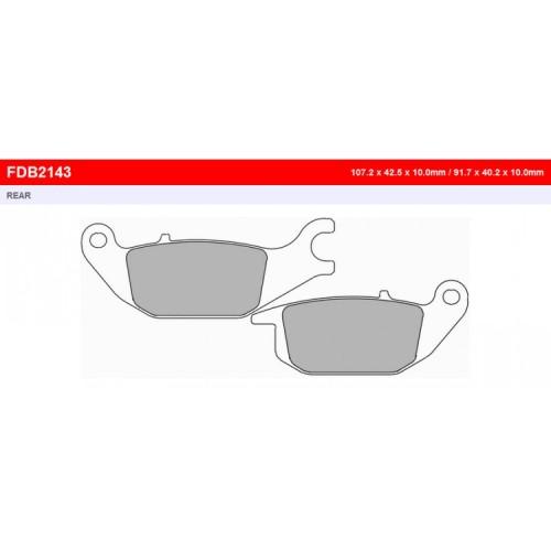 Ferodo FDB2143P