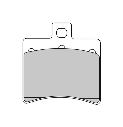 FERODO Stabdžių trinkelės FDB2090EF
